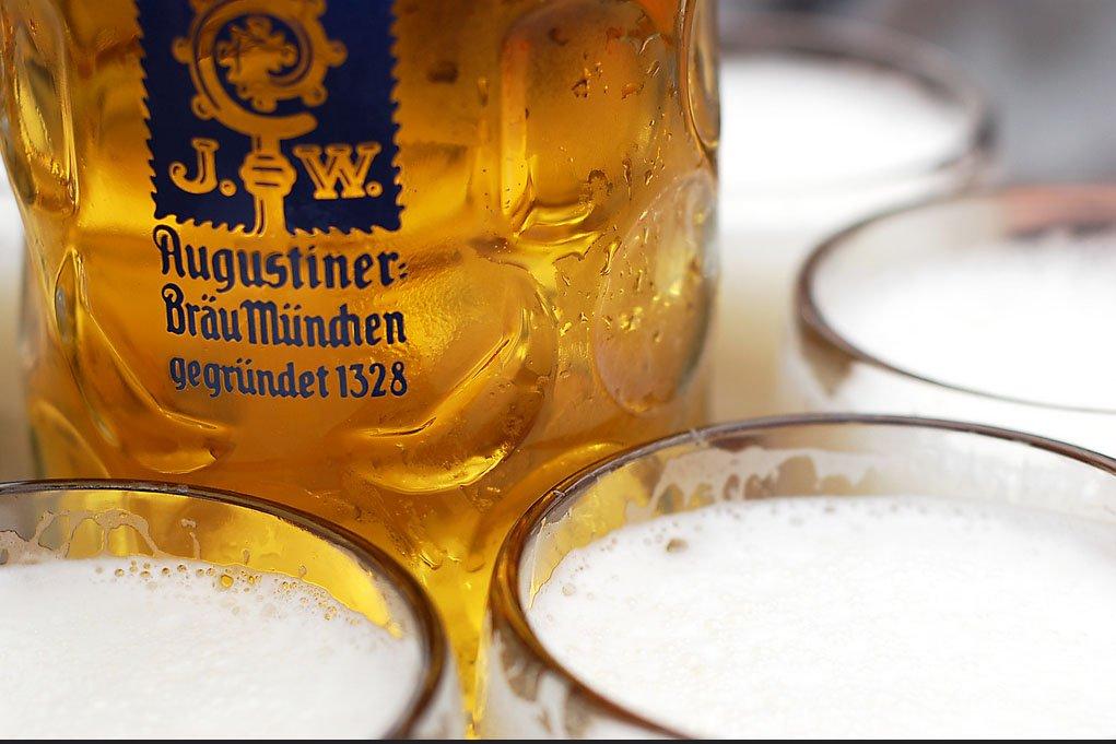 guia visual o que tomar na oktoberfest cerveja augustiner Tudo o que você precisa saber sobre a Oktoberfest: guia de cervejas