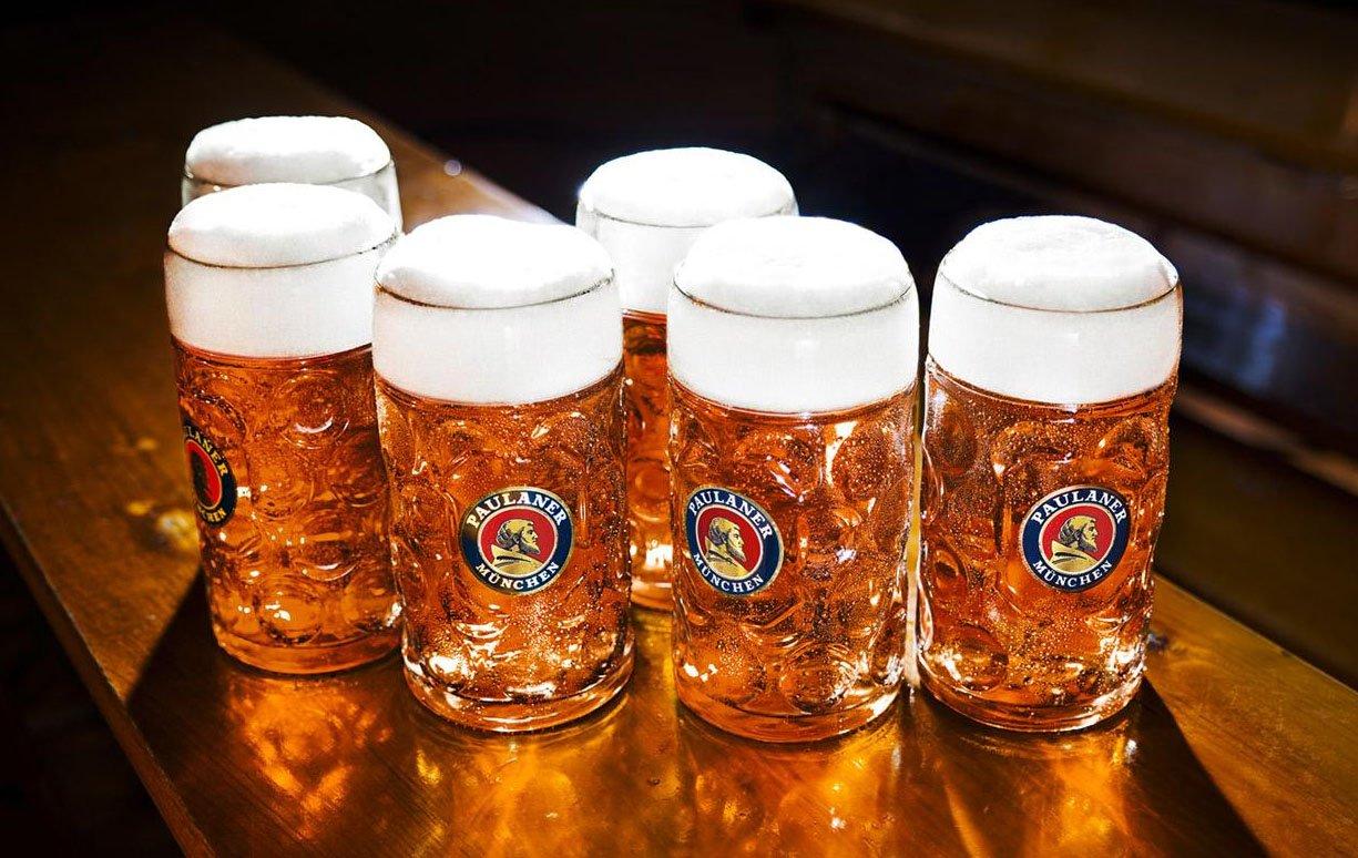 guia visual o que tomar na oktoberfest cerveja paulaner Tudo o que você precisa saber sobre a Oktoberfest: guia de cervejas