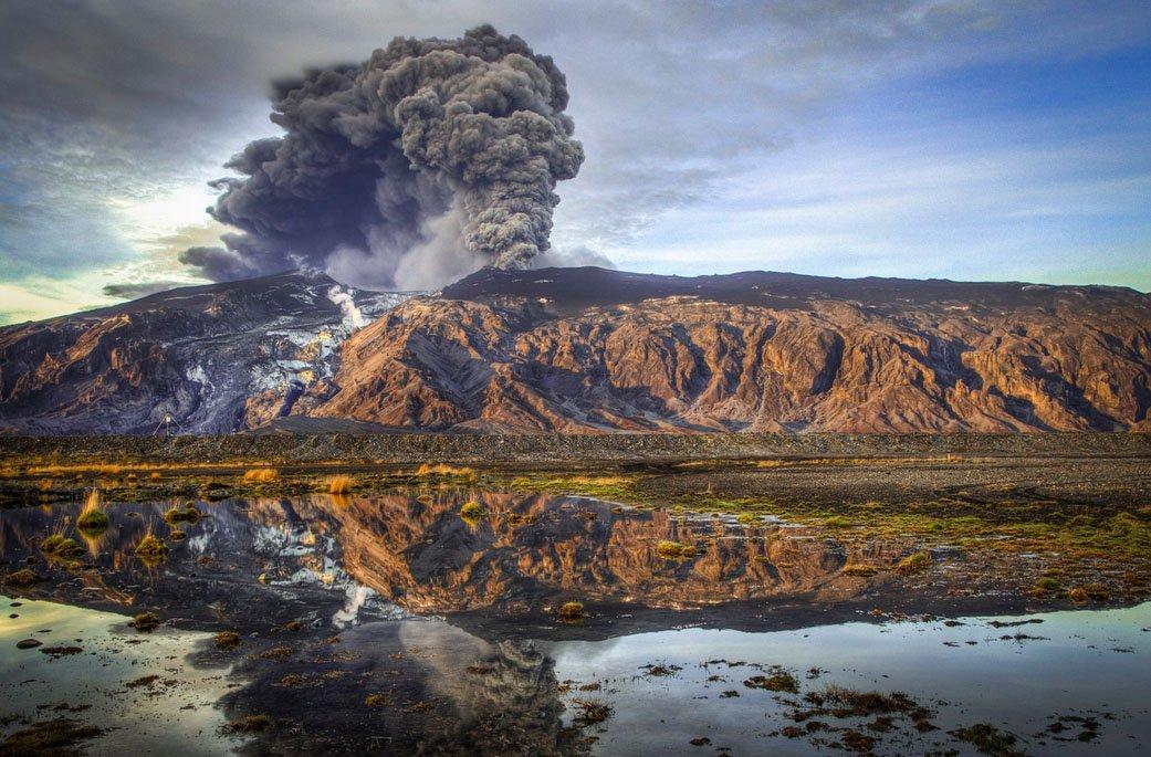 lava Eyjafjallajökull 3 fotos para amar a Islândia aurora boreal montanhas