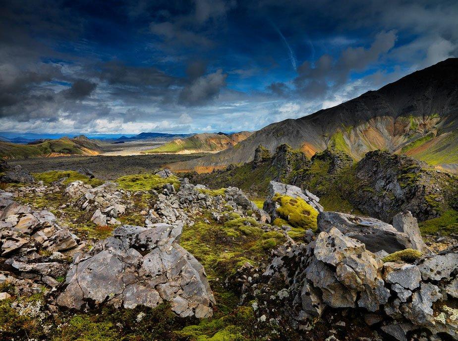 montanhas andmannalaugar fotos para amar a islandia