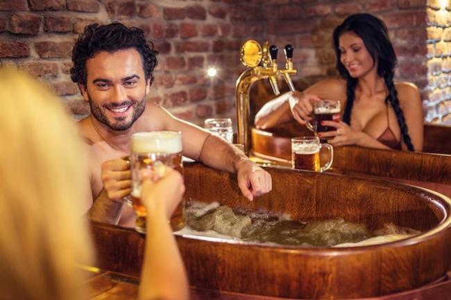 O famoso SPA de Cerveja em Praga 01
