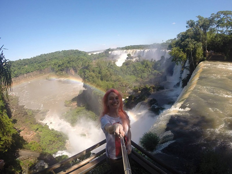 Puerto Iguazú e Cataratas do Iguaçu no lado argentino epico parque nacional iguazú