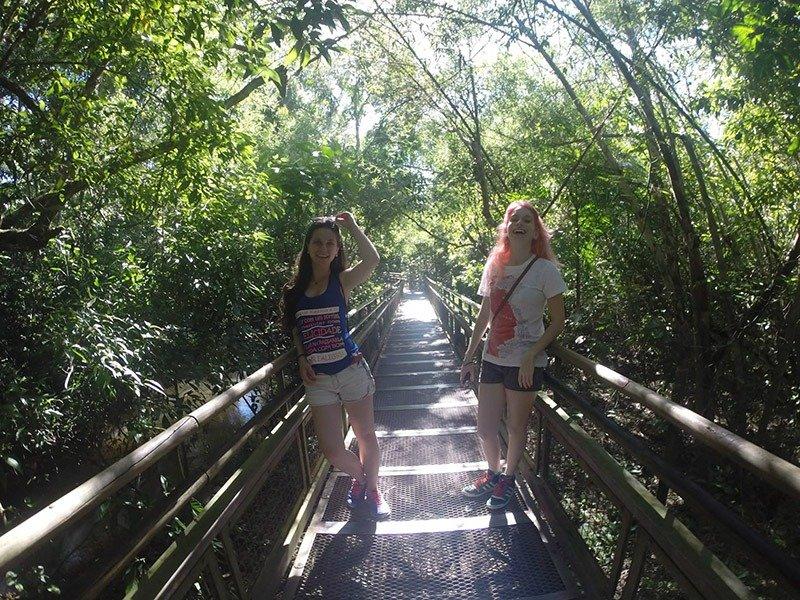 trilhas puerto iguazu cataratas argentina divas