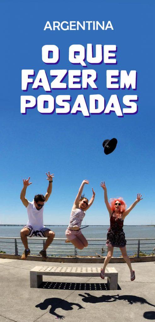 O que fazer em Posadas na Argentina