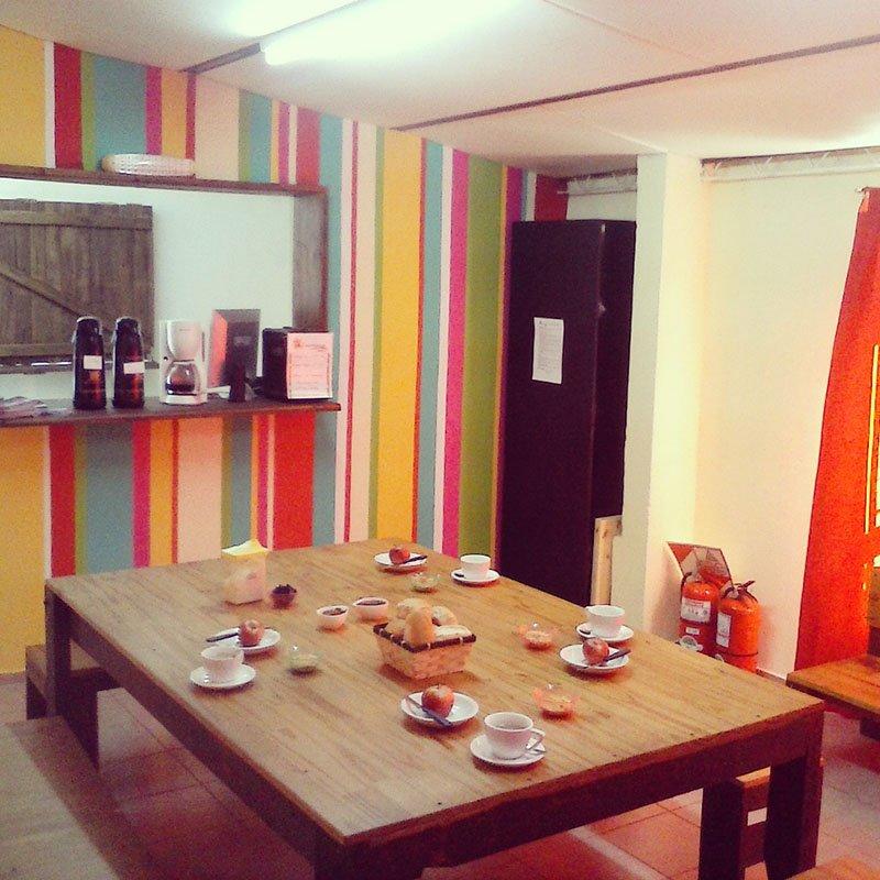 Onde ficar em Posadas, Argentina (5) tarambana hostel
