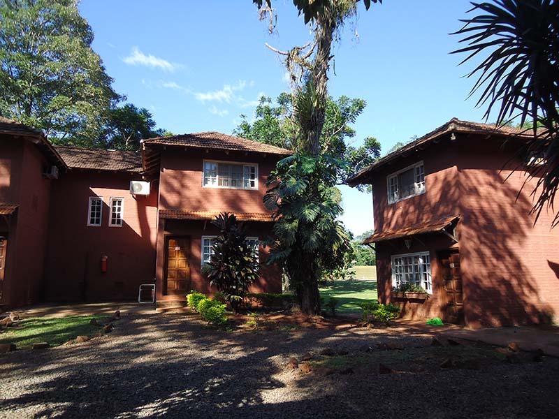 Onde ficar em Puerto Iguazu o hostel Amazing Pool 1