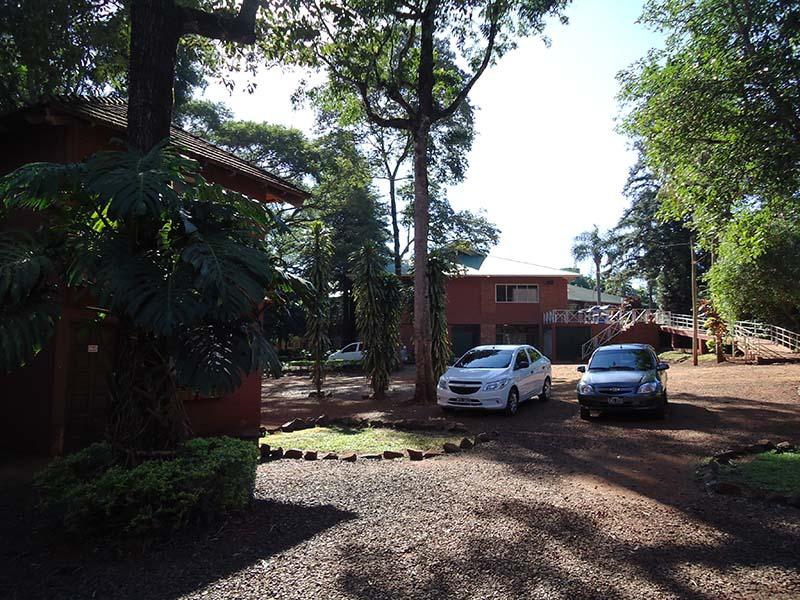 Onde ficar em Puerto Iguazu o hostel Amazing Pool 2