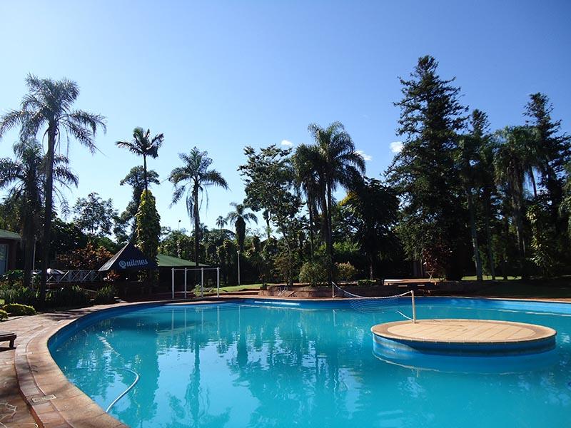 Onde ficar em Puerto Iguazu o hostel Amazing Pool 3