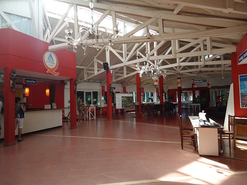 Onde ficar em Puerto Iguazu o hostel Amazing Pool 4