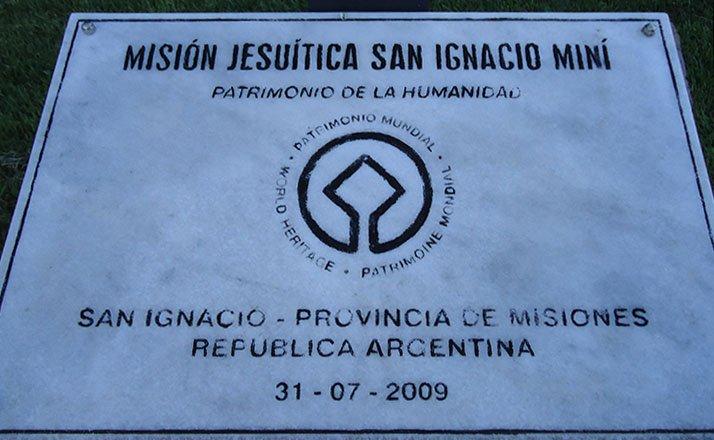 Ruínas jesuítas de San Ignácio Mini na Argentina (1)