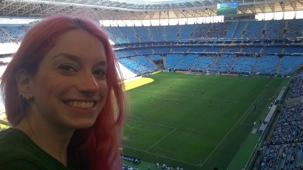 A Arena do Grêmio em POA (1)