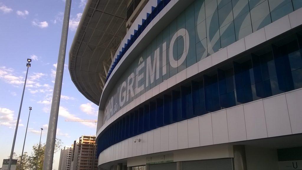 A Arena do Grêmio em POA (2)