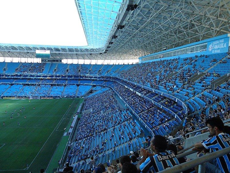 A Arena do Grêmio em POA (4)