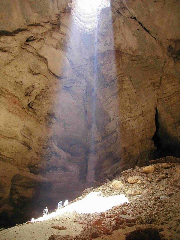 caverna arabe 2 com nome bizarro 20 lugares surreais que você não vai acreditar que existem