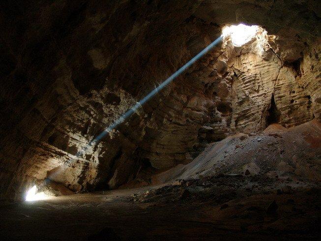 caverna arabe com nome bizarro 20 lugares surreais que você não vai acreditar que existem