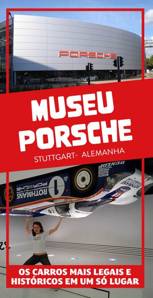 Museu Porsche em Stuttgart Alemanha, dicas para ver as máquinas mais famosas