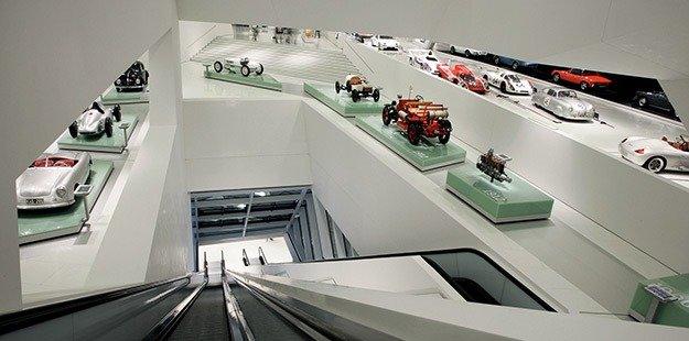 O museu da Porsche em Stuttgart (10)