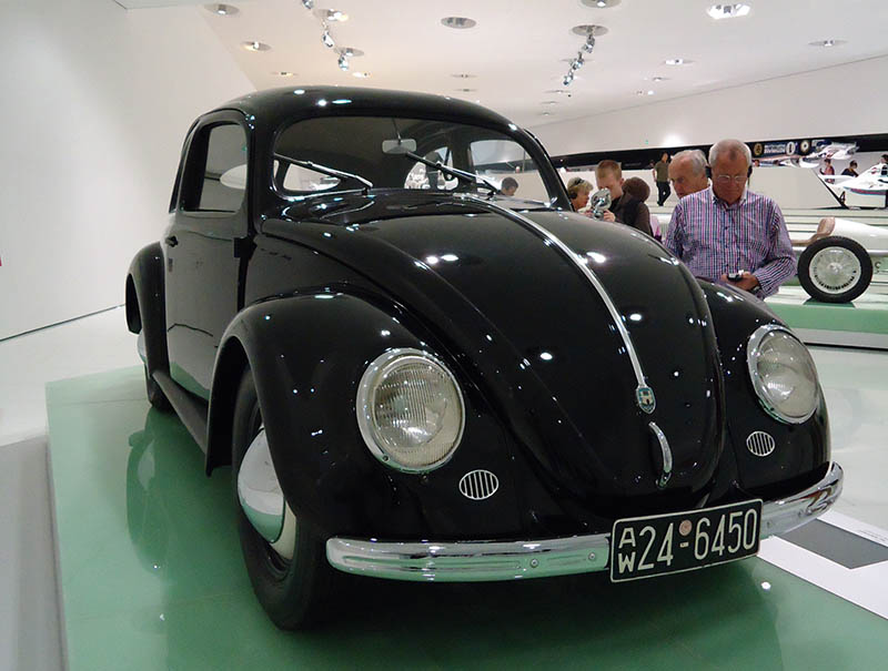 O museu da Porsche em Stuttgart (4)