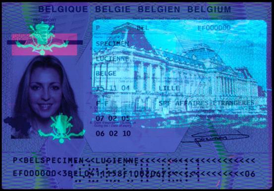 Os passaportes mais legais do mundo Belgica (2)