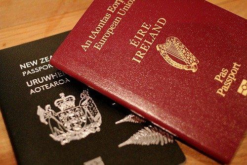 Os passaportes mais legais do mundo Irlanda (5)