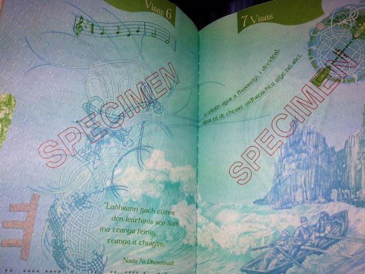Os passaportes mais legais do mundo Irlanda (6)