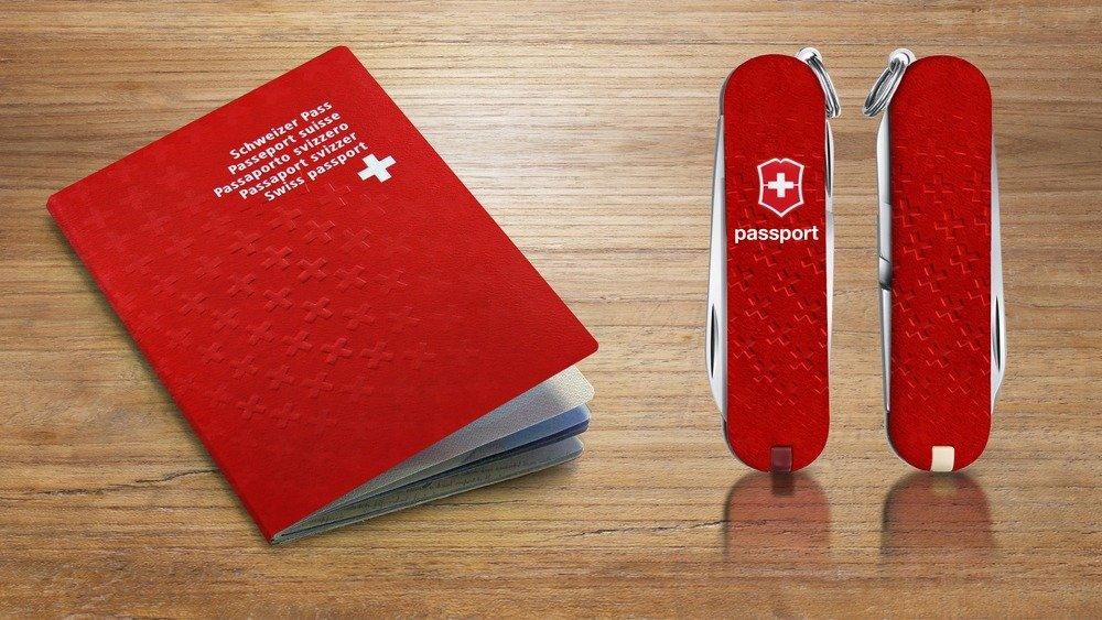 Os passaportes mais legais do mundo Suiça (1)