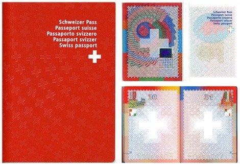 Os passaportes mais legais do mundo Suiça (2)