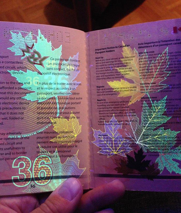 Os passaportes mais legais do mundo canada (1)