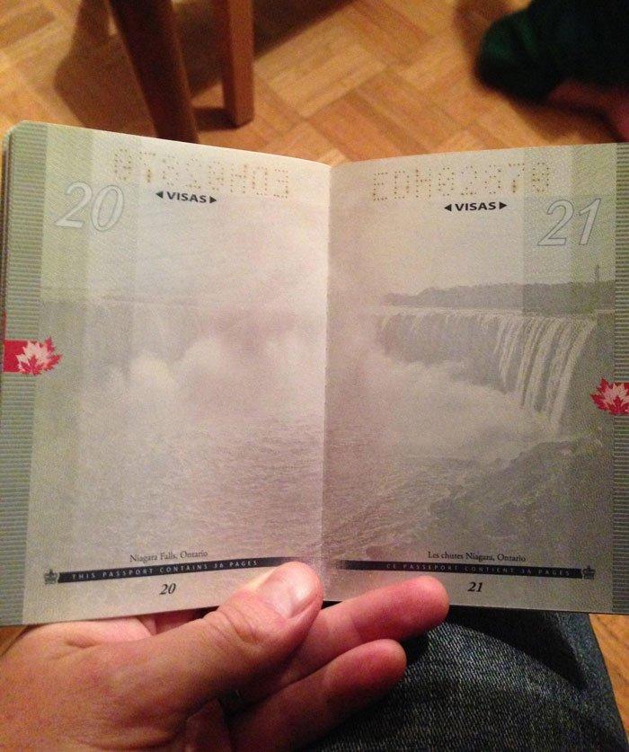 Os passaportes mais legais do mundo canada (11)