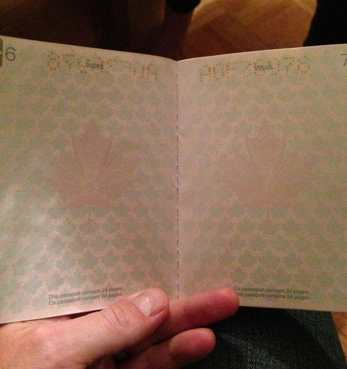 Os passaportes mais legais do mundo canada (5)
