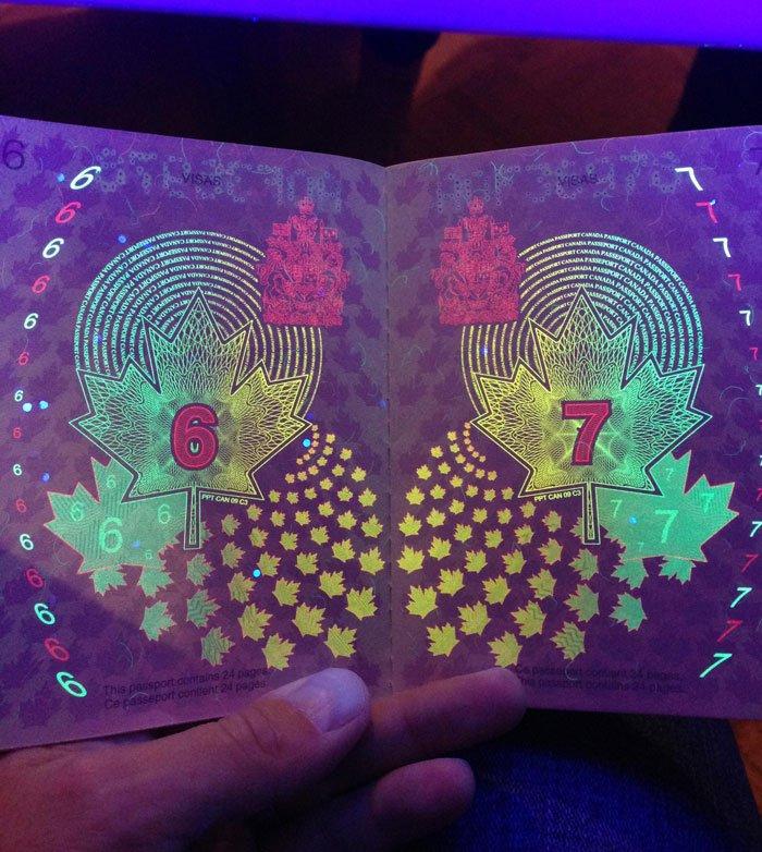 Os passaportes mais legais do mundo canada (6)