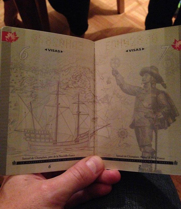 Os passaportes mais legais do mundo canada (9)