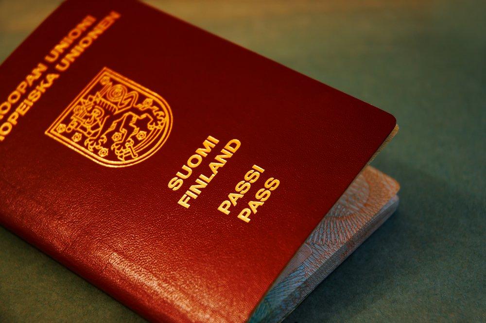 Os passaportes mais legais do mundo finlandia