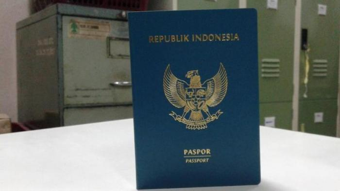 Os passaportes mais legais do mundo indonesia (1)