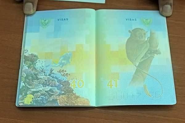 Os passaportes mais legais do mundo indonesia (11)