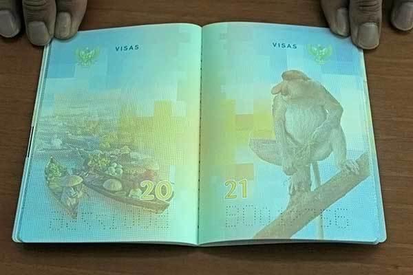 Os passaportes mais legais do mundo indonesia (6)