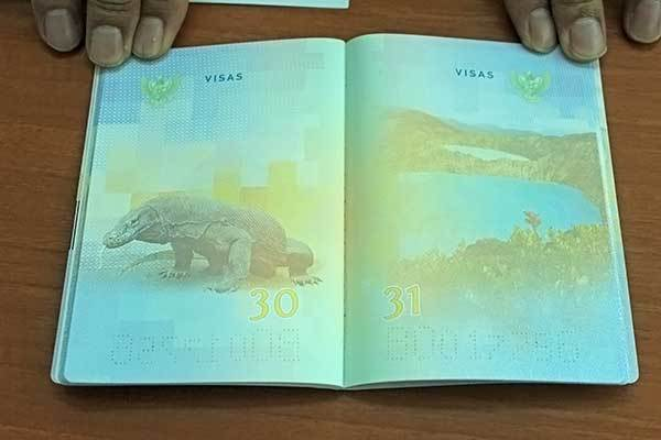 Os passaportes mais legais do mundo indonesia (8)