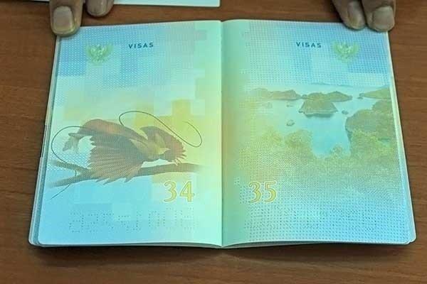 Os passaportes mais legais do mundo indonesia (9)