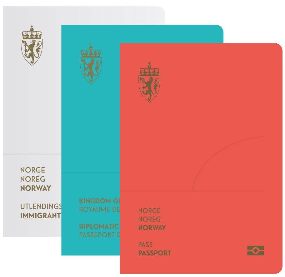 Os passaportes mais legais do mundo noruega (2)