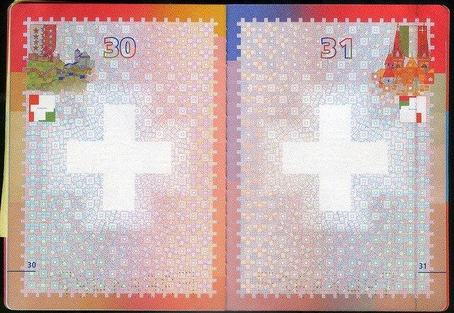 Os passaportes mais legais do mundo suiça (3)