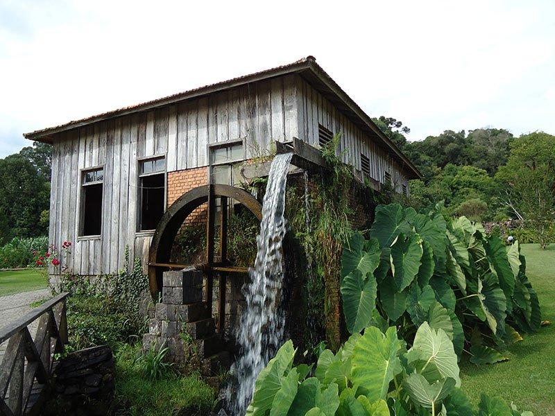 Rota Caminhos de Pedra em Bento Gonçalves casa da erva mate