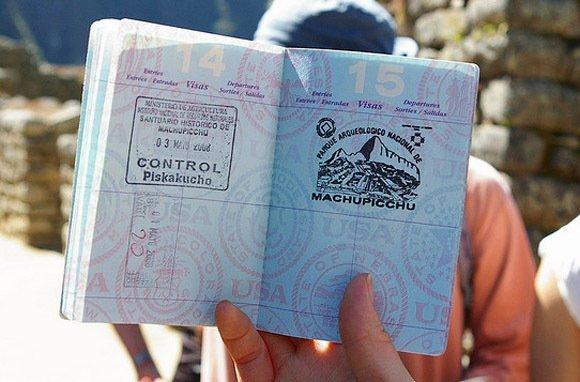 10 carimbos legais para o seu passaporte stamp cool machu picchu