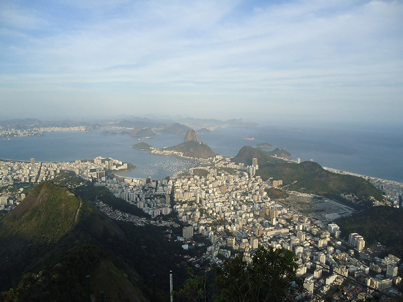 Como chegar ao Cristo Redentor de trem no Rio (9)