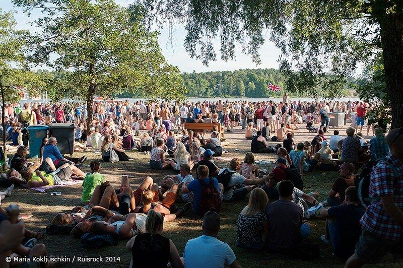 Festivais na Finlândia metal, verão e floresta ruisrock (2)