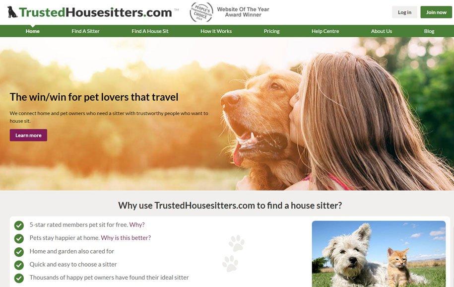 Viajar barato 10 sites de hospedagem alternativa trusted house sitters