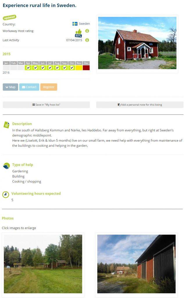 Viajar barato 10 sites de hospedagem alternativa workaway exemplo
