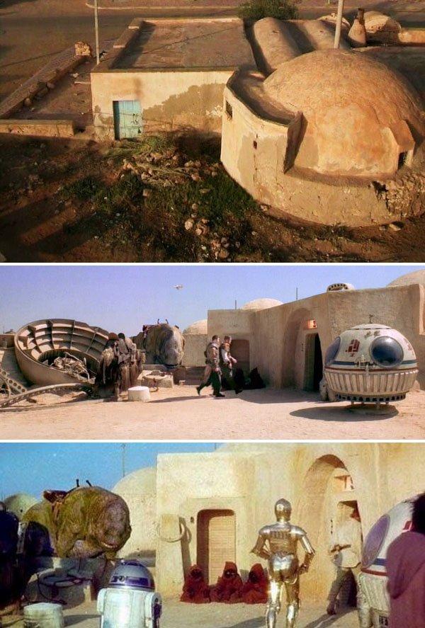 Mochilão-Galático- localizações-dos-sets-de-Star-Wars-mos-esiley-cantina