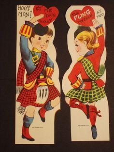 Dia dos namorados ao redor do mundo escocia