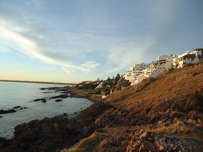 Por do sol na Casapueblo punta del este uruguai punta ballena apure guria (4)