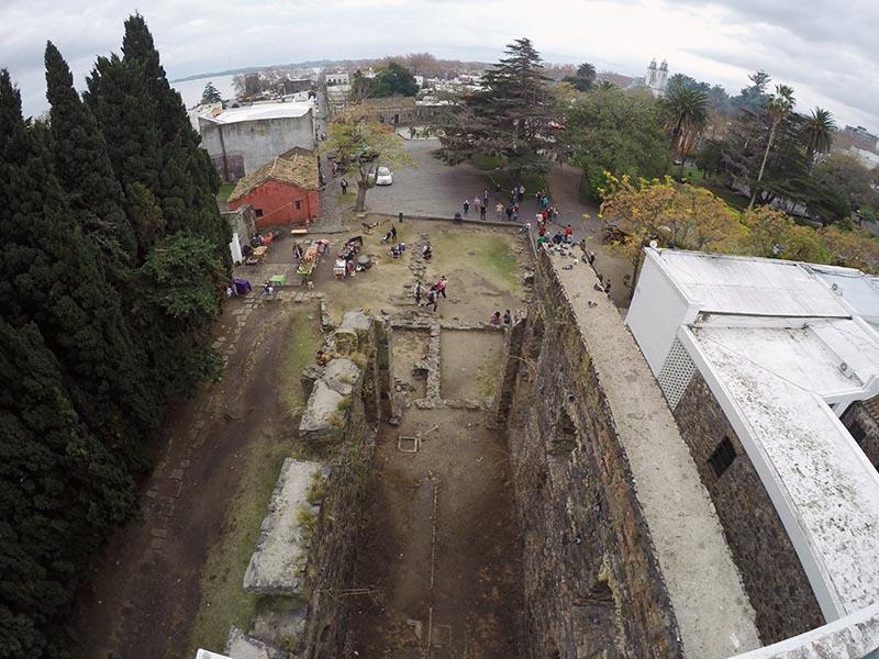 roteiro Colonia del Sacramento o que fazer uruguai farol vista cidade